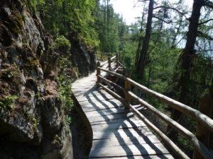 Waalwege-Wanderung durch den Südtiroler Vinschgau @ Waalwege im Vinschgau | Meran | Trentino-Südtirol | Italien