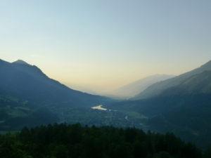 Sonnenaufgangswanderung auf´s Hochälpele @ Bödele, Losenpass, Berghof Fetz