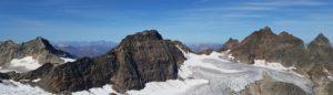 Anspruchsvolle Zwei-Tages Alpin-Wanderung @ Partenen Montafon