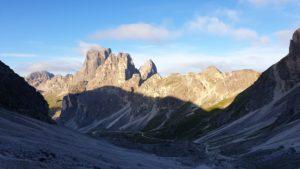 Bergwanderung - Rosengarten - Dolomiten @ Rosengarten, Dolomiten, Südtirol